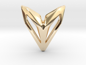 Phantom, Pendant. Space Chic in 14K Yellow Gold