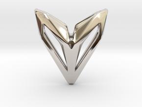 Phantom, Pendant. Space Chic in Platinum