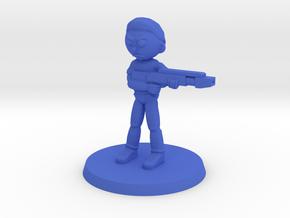 Rory in Blue Processed Versatile Plastic