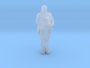 Printle C Homme 684 - 1/87 - wob in Smooth Fine Detail Plastic