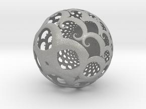 Lg Sphere in Aluminum