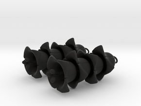 Bellings in Black Premium Strong & Flexible: Small