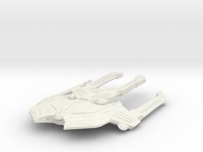 FireSaber class  A  HvyCruiser in White Natural Versatile Plastic