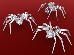 Arachna (small) in White Strong & Flexible