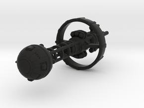 Belter Cruiser in Black Premium Versatile Plastic