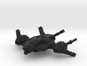 Ryuushi Warleader in Black Premium Versatile Plastic