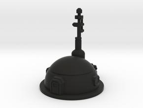Small Dome Habitat in Black Premium Versatile Plastic