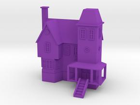 Beetlejuice Maitland House in Purple Processed Versatile Plastic