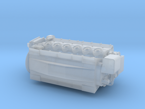EMD 12N-710G3B in Smooth Fine Detail Plastic