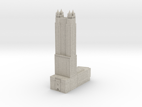 900 North Michigan (1:1200 scale) in Natural Sandstone