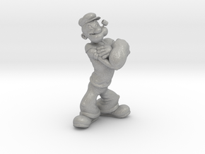 Popeye   in Aluminum: Small