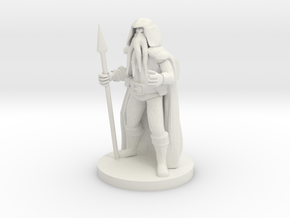 Mindflayer Spellsword in White Natural Versatile Plastic