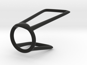 Ring for Shevone 6_5 in Black Premium Strong & Flexible