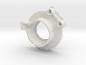 rampage_encoder_mount_left_front in White Natural Versatile Plastic