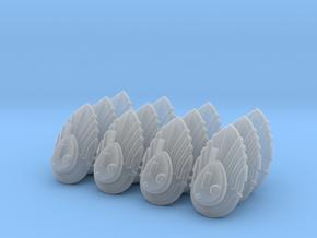 Grav / Hover Tank (12 Set) in Smooth Fine Detail Plastic