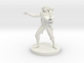 Elf Wizard 5 in White Premium Strong & Flexible