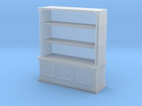 Bookshelf, Square - 1:48 in Smooth Fine Detail Plastic