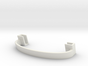 Iphone 6s Stand in White Natural Versatile Plastic