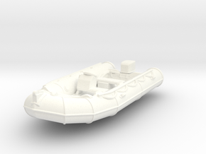Zodiac 01. 1:64 Scale in White Processed Versatile Plastic
