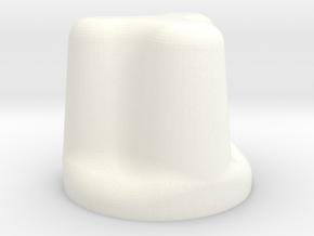 F16 TT151 in White Processed Versatile Plastic