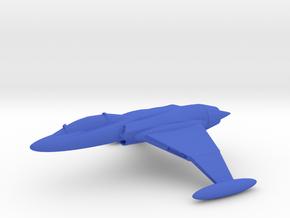 Valkyrie MKI in Blue Processed Versatile Plastic