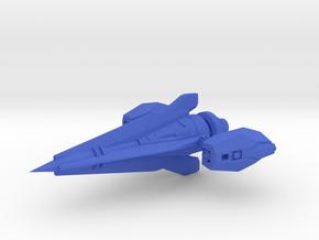 Vamp_Figter in Blue Processed Versatile Plastic