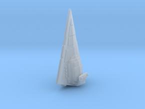 Star Destroyer 2.75 inch in Smoothest Fine Detail Plastic