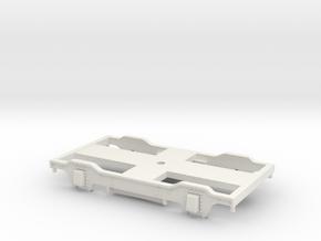 O-87-gresley-8-6-bogie-1 in White Natural Versatile Plastic