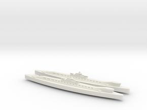 K-21 x2 1/1800 in White Premium Strong & Flexible