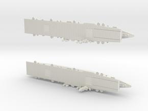 Independence Class 1/3000 in White Premium Versatile Plastic
