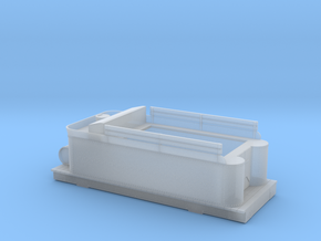 Complete Tender Class 56, Class 60, or C-16  in Smooth Fine Detail Plastic
