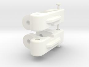 056003-01_0-1 Falcon L&R Uprights in White Processed Versatile Plastic