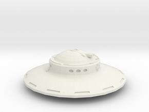 Haunebu II 1/285 in White Natural Versatile Plastic