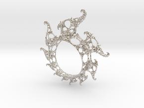 Klein Ring in Platinum