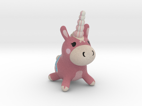 Balloonicorn in Full Color Sandstone