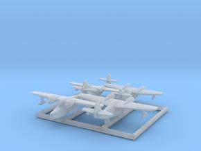 1/700 Grumman JRF & J4F x4 (FUD) in Smooth Fine Detail Plastic