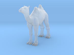 Printle Thing Camel - 1/48 in Smooth Fine Detail Plastic