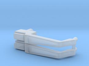 RCN082 Door handles for Vaterra K10 in Smoothest Fine Detail Plastic