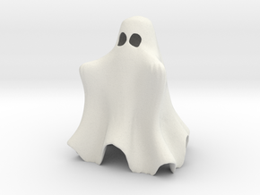sheet ghost in White Natural Versatile Plastic
