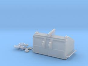 H0 1:87 Großraumkuli in Smooth Fine Detail Plastic