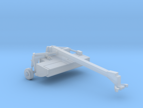 Mower Conditioner - Transport Position in Smooth Fine Detail Plastic