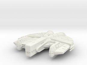 Ebon Hawk 1/270  in White Premium Versatile Plastic