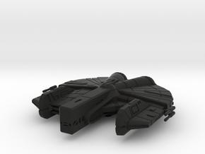 Ebon Hawk 1/270  in Black Premium Versatile Plastic