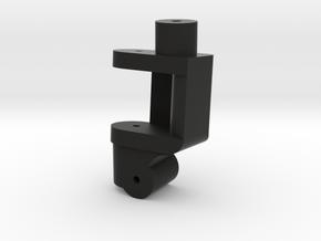 Traxxas Front Lowering Kit Neg5Deg Single LH in Black Natural Versatile Plastic