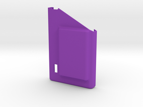 Fairphone Casing Bottom Batteryholder in Purple Processed Versatile Plastic