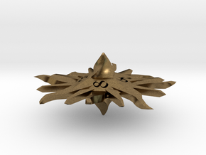 Radiant D8 in Natural Bronze