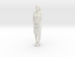 Printle F Carole Bouquet - 1/24 - wob in White Natural Versatile Plastic