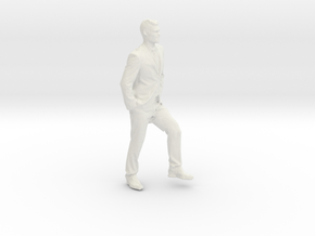 Printle C Homme 1084 - 1/24 - wob in White Natural Versatile Plastic