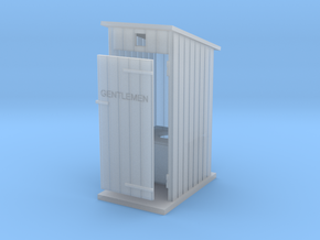 LM47 Toilet in Smooth Fine Detail Plastic