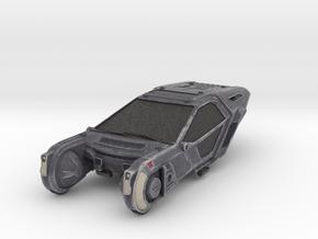 BladeRunner 2049 Spinner Car [200mm & Full Colour] in Full Color Sandstone